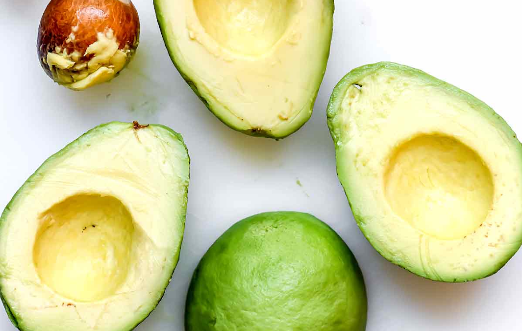 From Food Waste to House Plant: Avocado