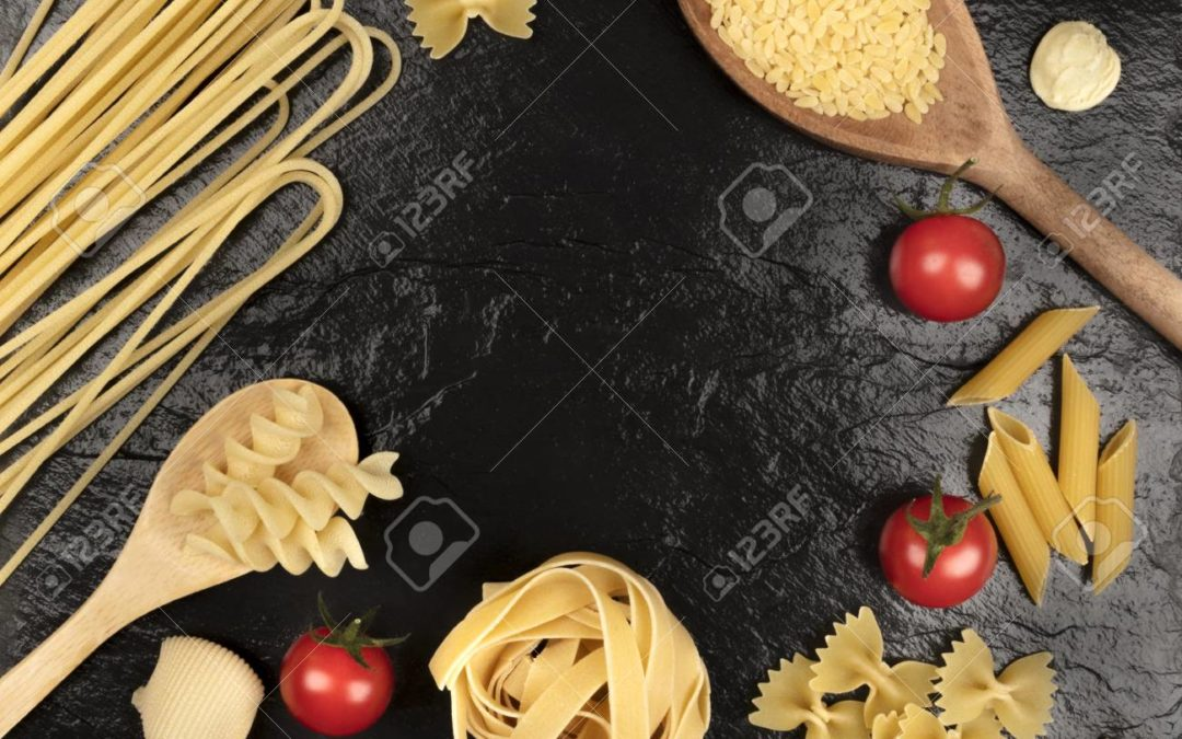 Pantry Staples – Pasta