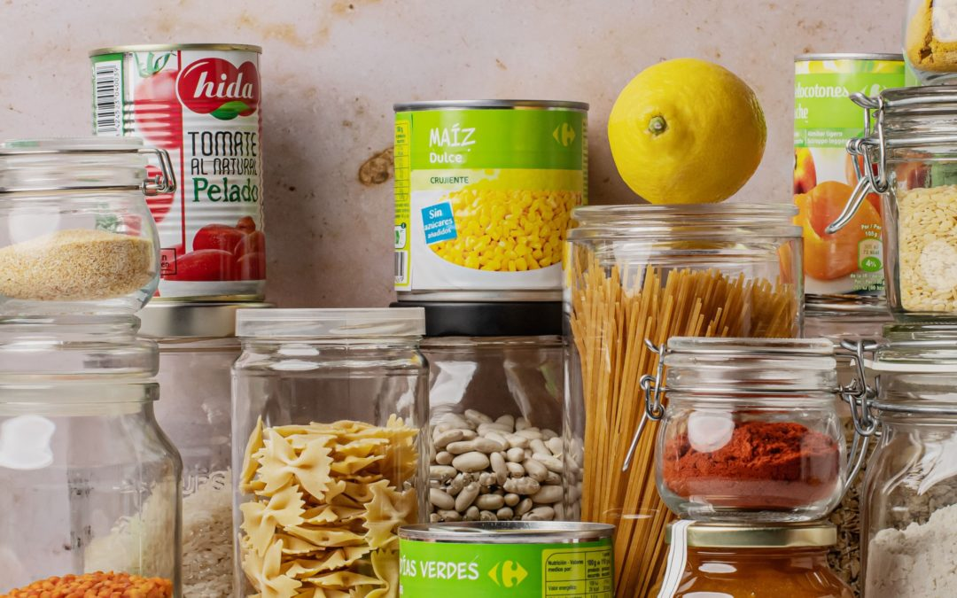 Pantry Staples – An Introduction