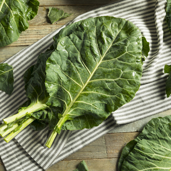 Farm Feature: Collard Greens